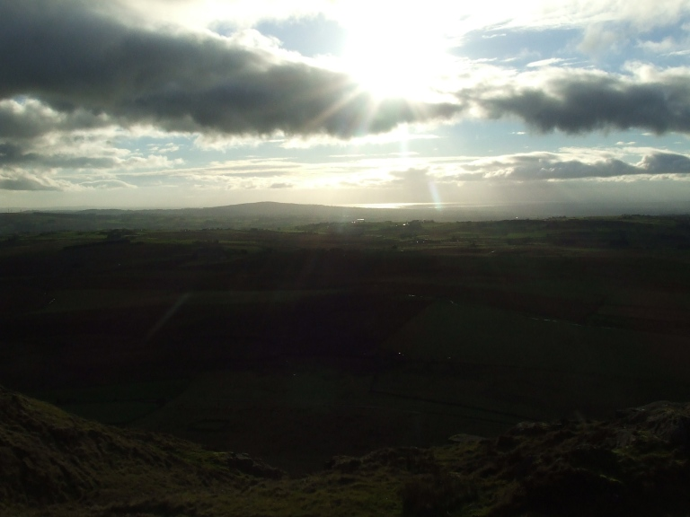 VIEW FROM SLEMISH SUMMIT