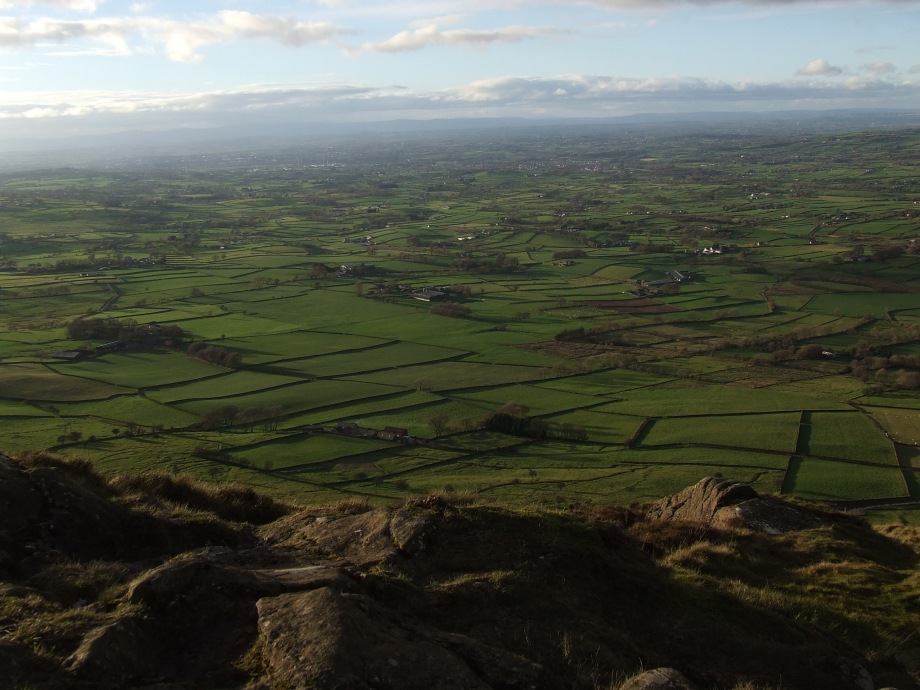 DESCENDING SLEMISH